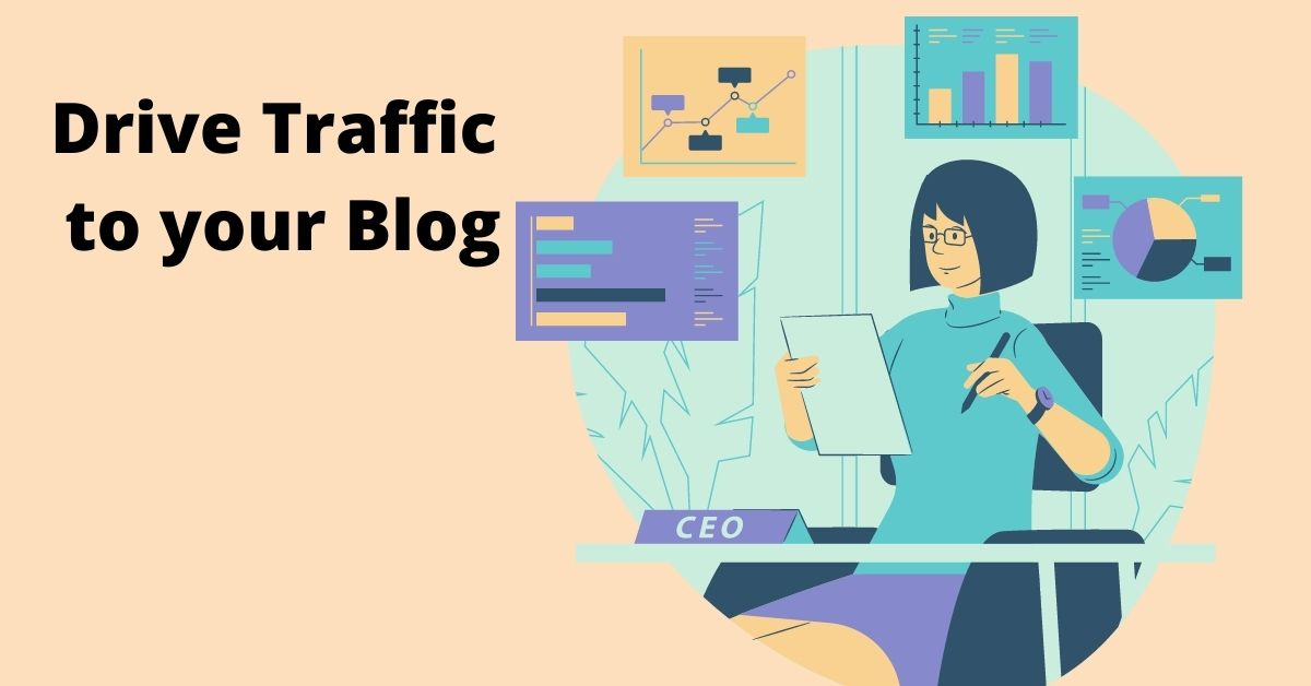 You are currently viewing 5+ easy and effective ways to increase blog traffic in 2021